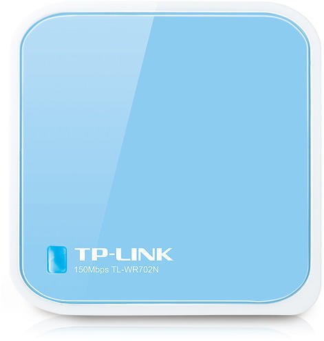 TP-Link TL-WR702N Nano Wireless Router